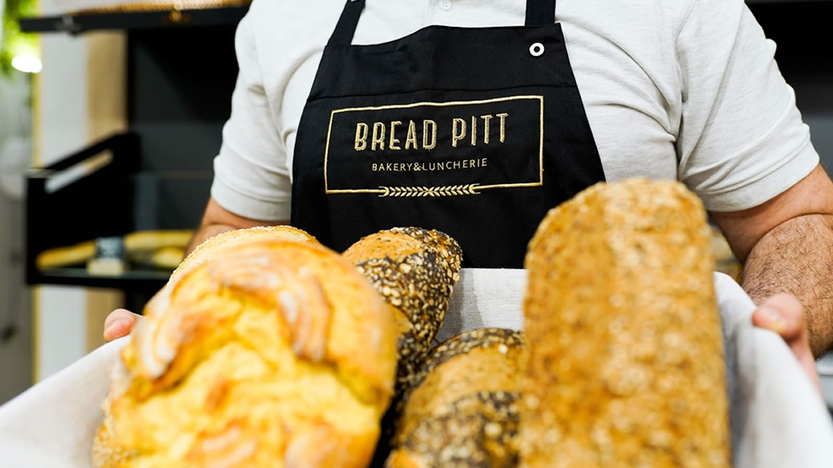 bread pitt bakery and luncherie zagreb 2019