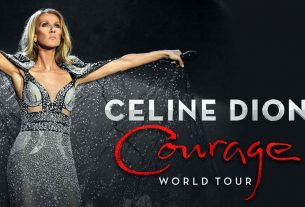 celine dion / courage world tour 2019