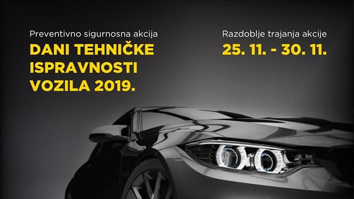 dani tehničke ispravnosti vozila 2019