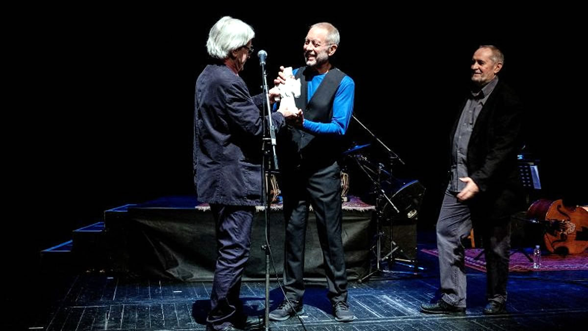 dave holland / special merrits award / zagreb 2019