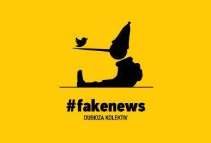 dubioza kolektiv / #fakenews