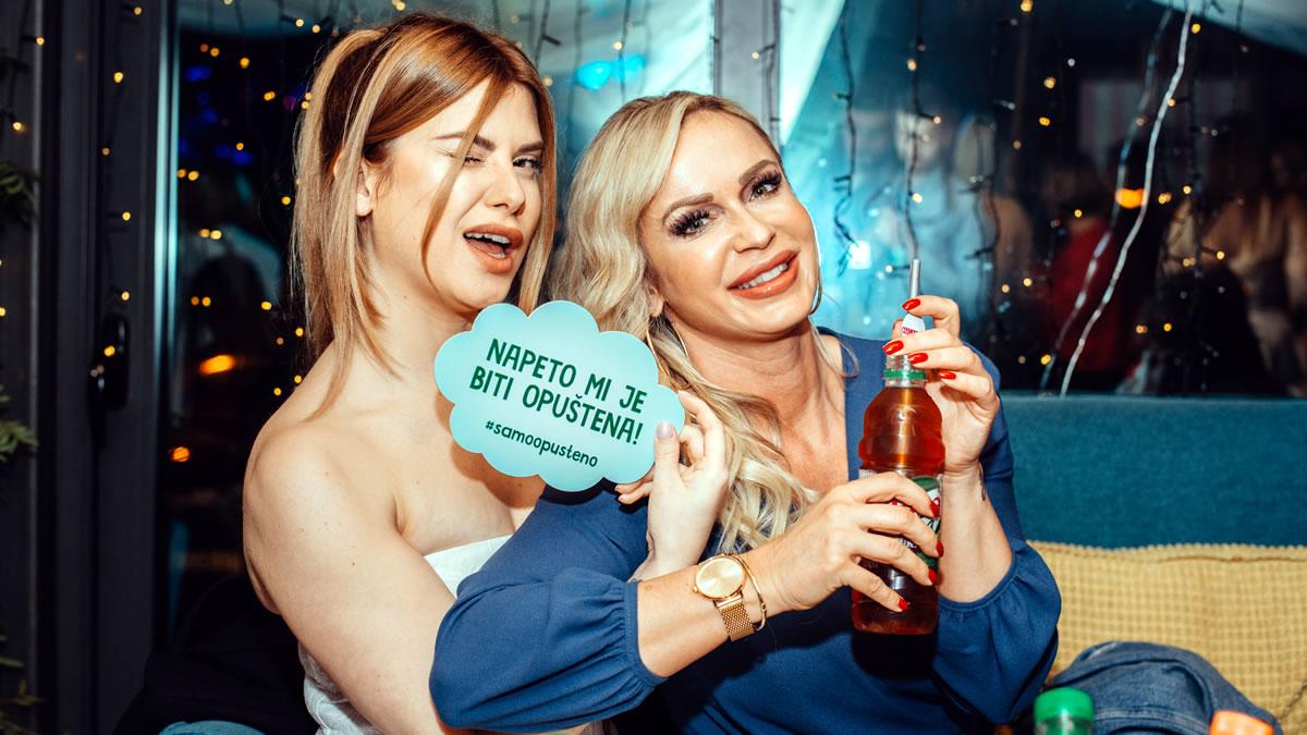 ecija ivušić i renata sopek / jana ice tea 2019