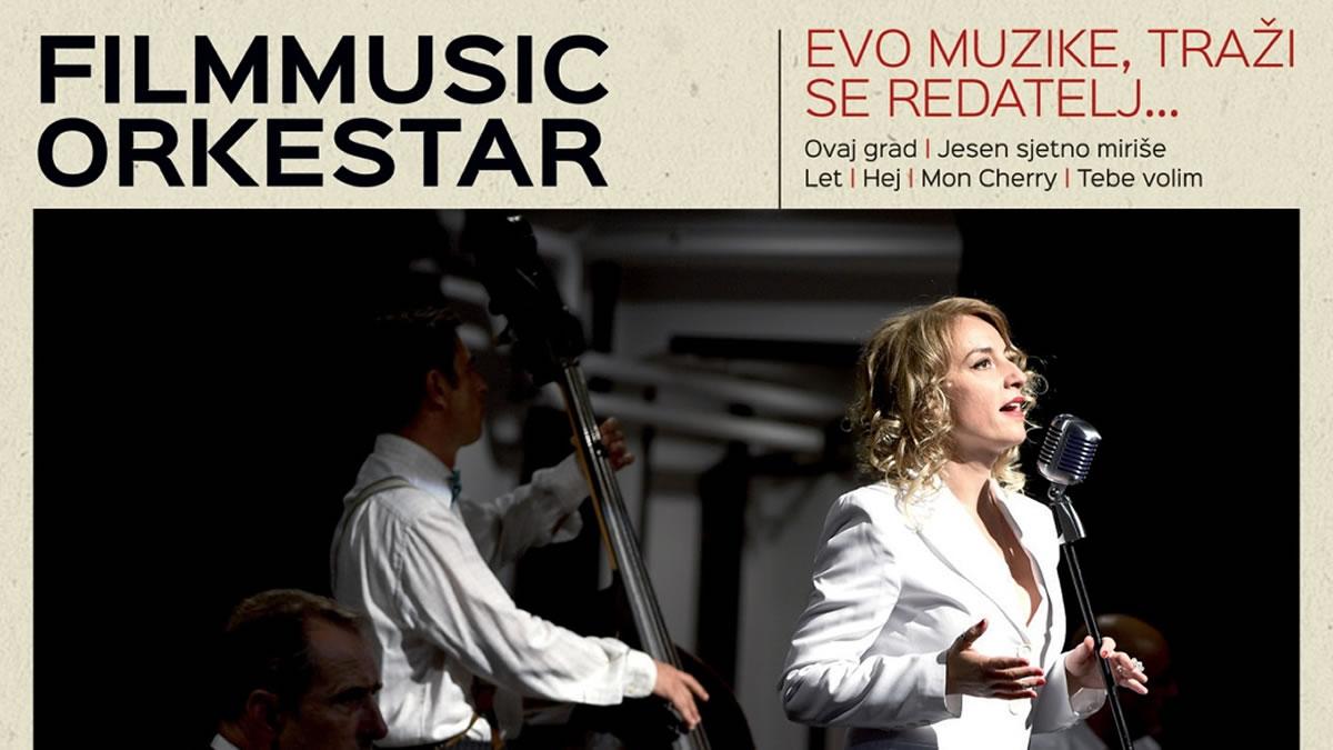 FilmMusicOrkestar - Evo muzike, traži se redatelj... 2018