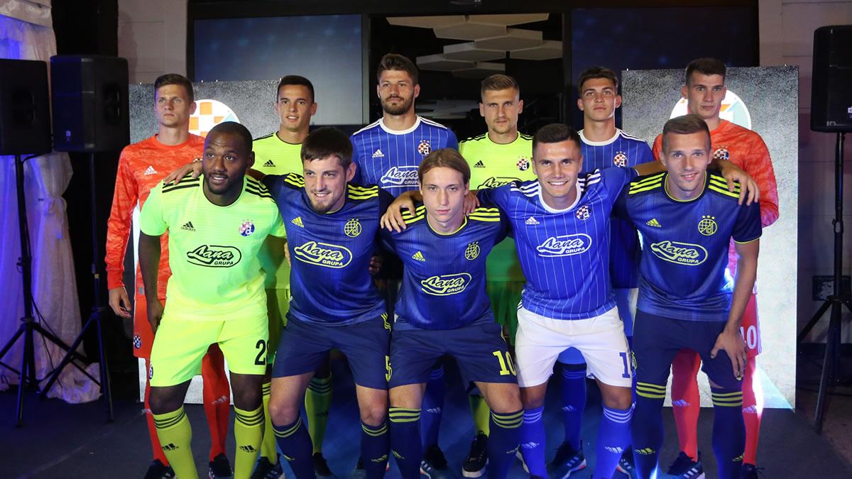 GNK Dinamo / svi kompleti dresova
