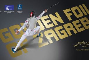 golden foil of zagreb 2019