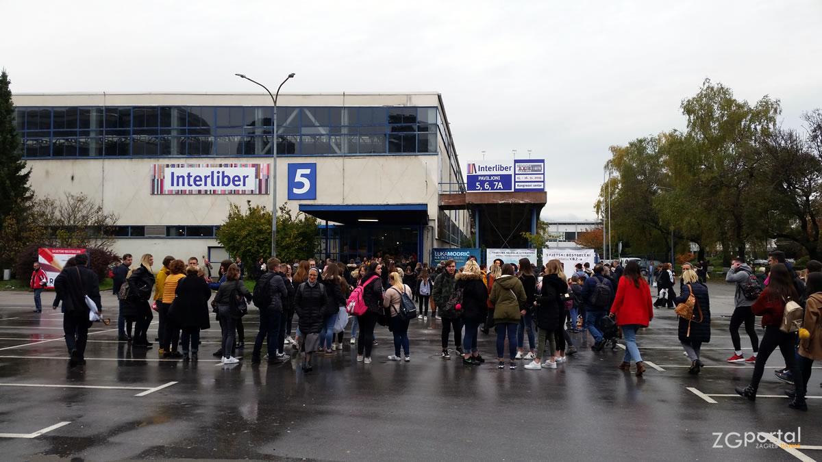 interliber 2019 / zagrebački velesajam, paviljon 5