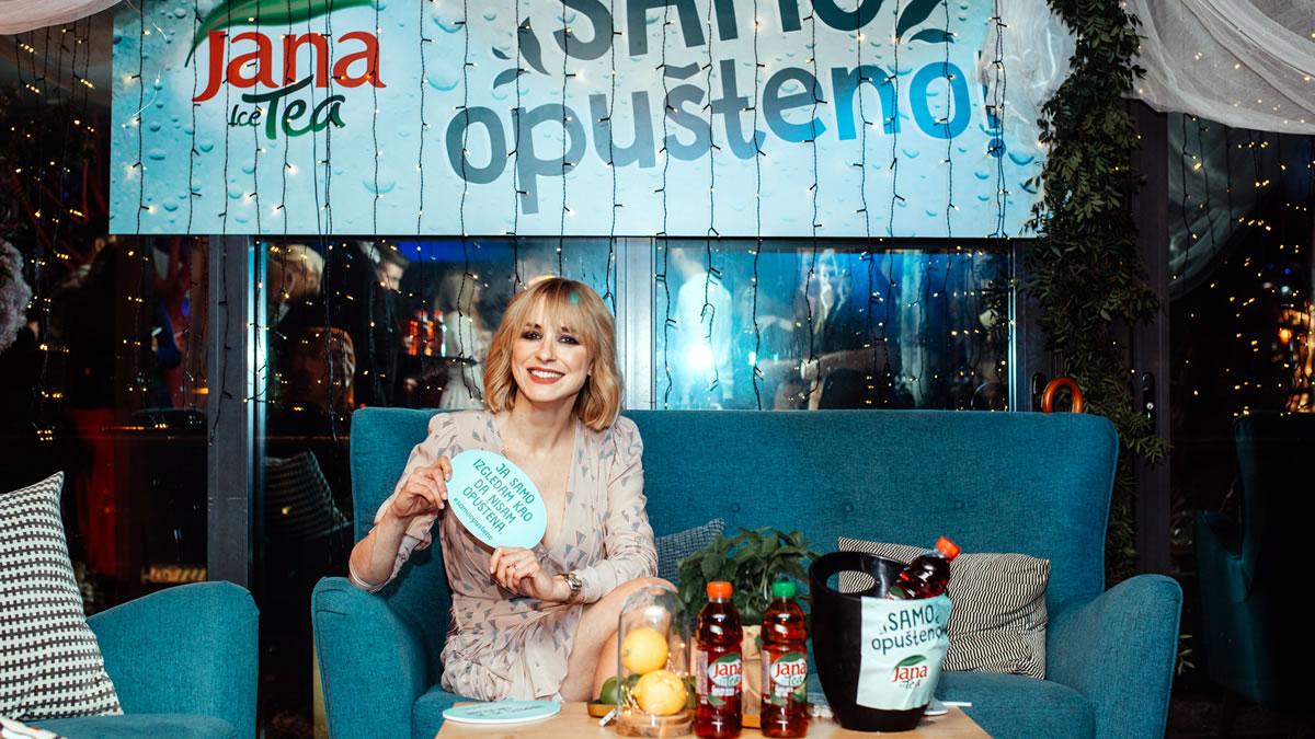 iva šulentić / jana ice tea 2019
