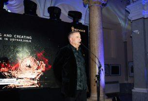 ivica propadalo / kristal total art / muzej mimara / zagreb 2019
