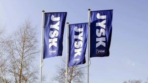 jysk / logo i zastava / 2019