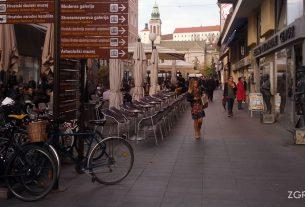 kulturno informativni centar / preradovićeva ulica, zagreb / studeni 2014.