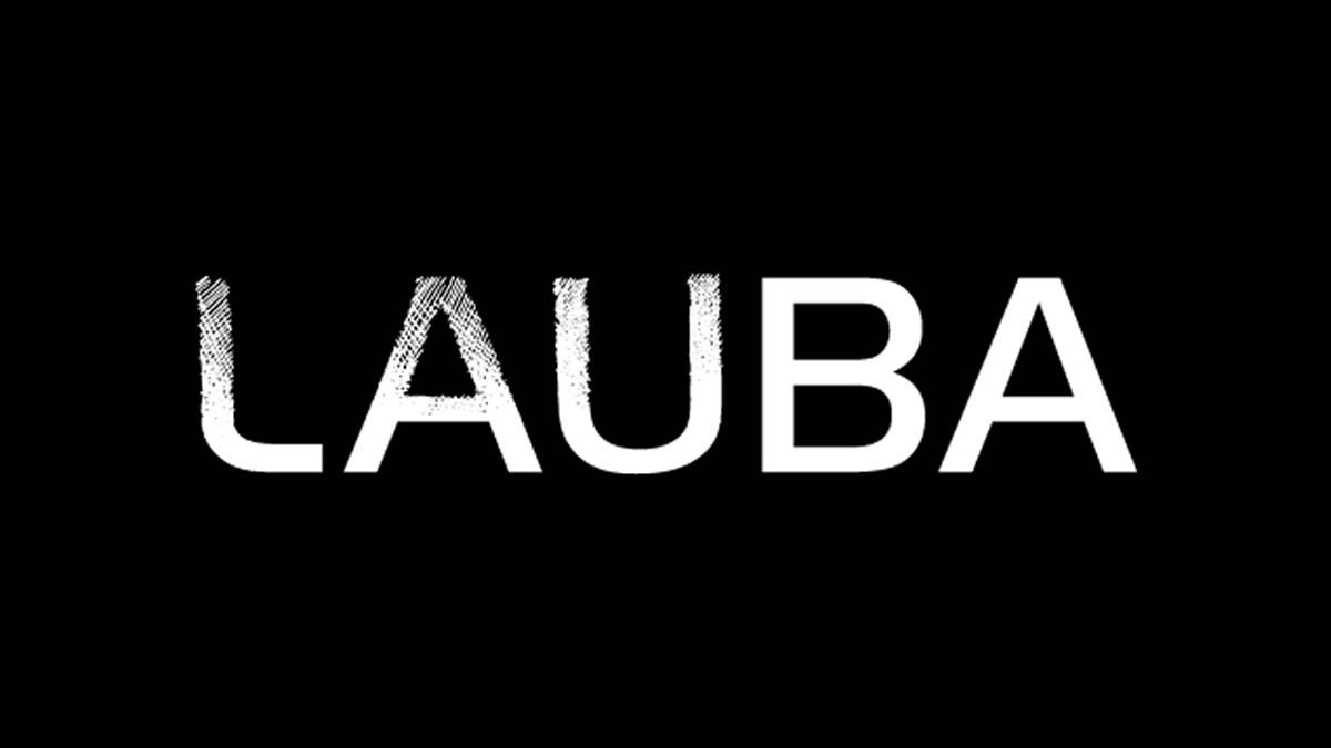 lauba zagreb / logo 2019