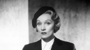 marlene dietrich / witness for the prosecution