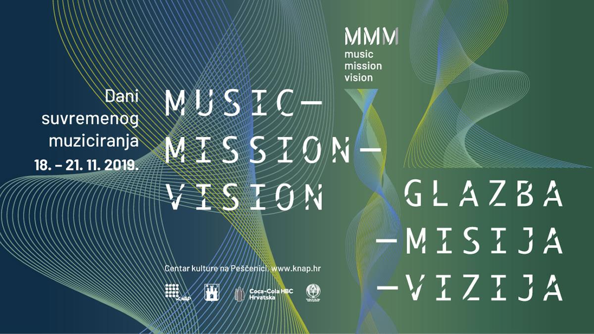 music - mission - vision / dani suvremenog muziciranja / knap zagreb 2019