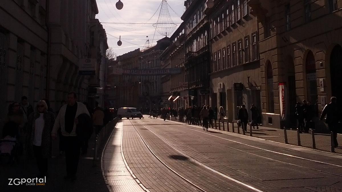 praška ulica, zagreb / prosinac 2014.