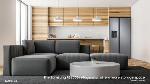 samsung hladnjak rs8000 - spacemax technology - 2019