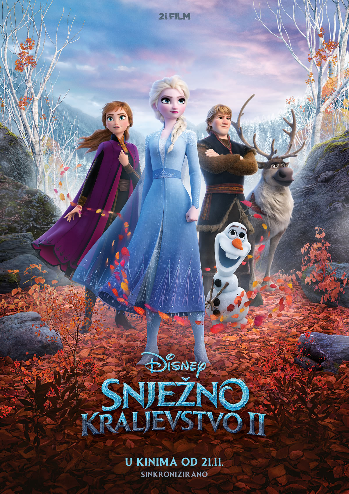 Snježno kraljevstvo 2 / Frozen 2