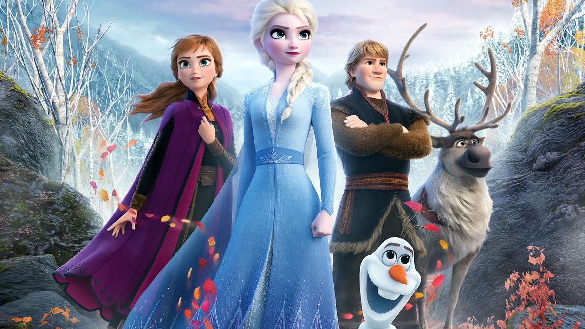 snježno kraljevstvo 2