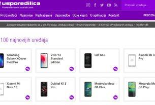 usporedilica mobitela / racunalo.com / 2016