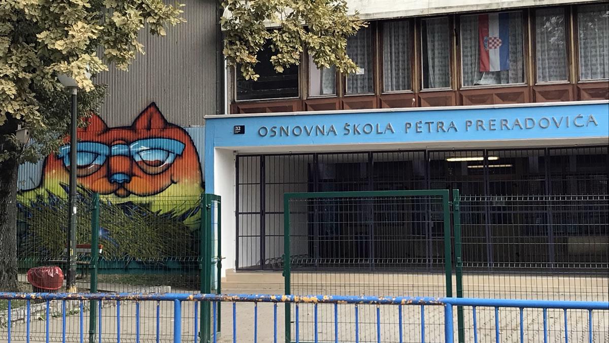 volim pešču 2019 / osnovna škola petar preradović / volovčica, zagreb