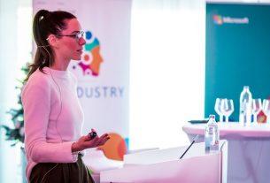 anela husković / ai4industry 2019