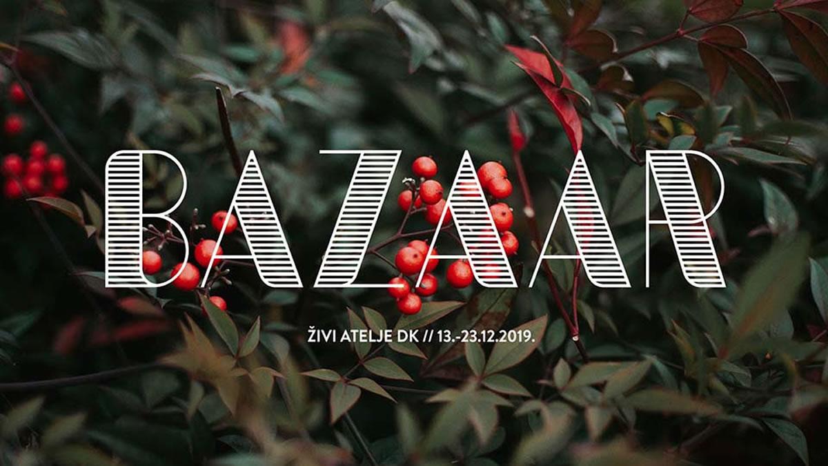 bazaar 2019 - živi atelje dk