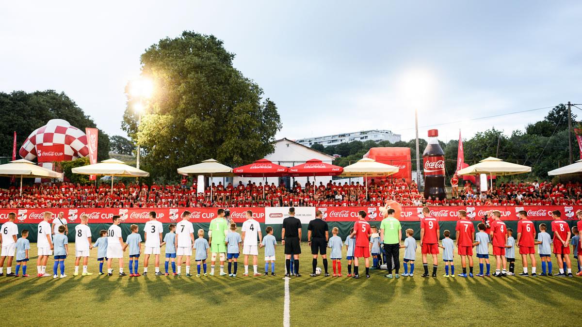 coca cola cup 2020 / mali nogomet
