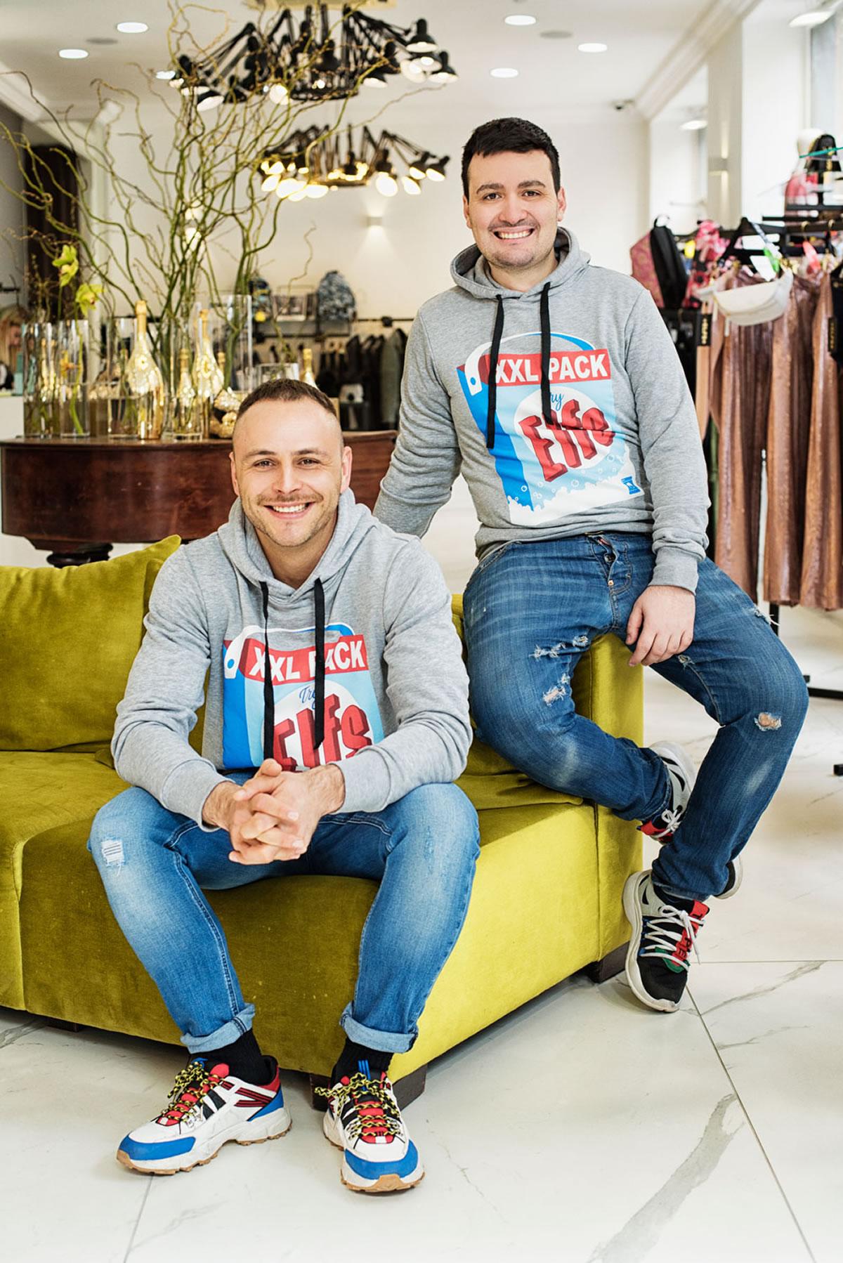 Ivan Tandarić i Aleksandar Šekuljica / ELFS Zagreb