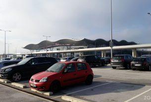 parkiralište zračne luke franjo tuđman zagreb 2019