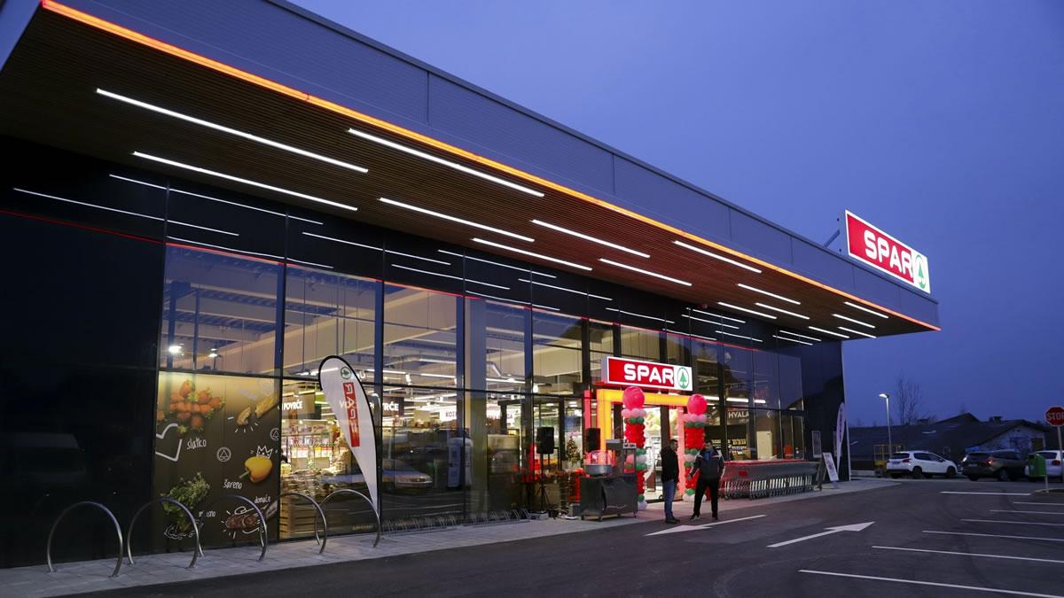 SPAR Supermarket Sesvetski Kraljevec 2019