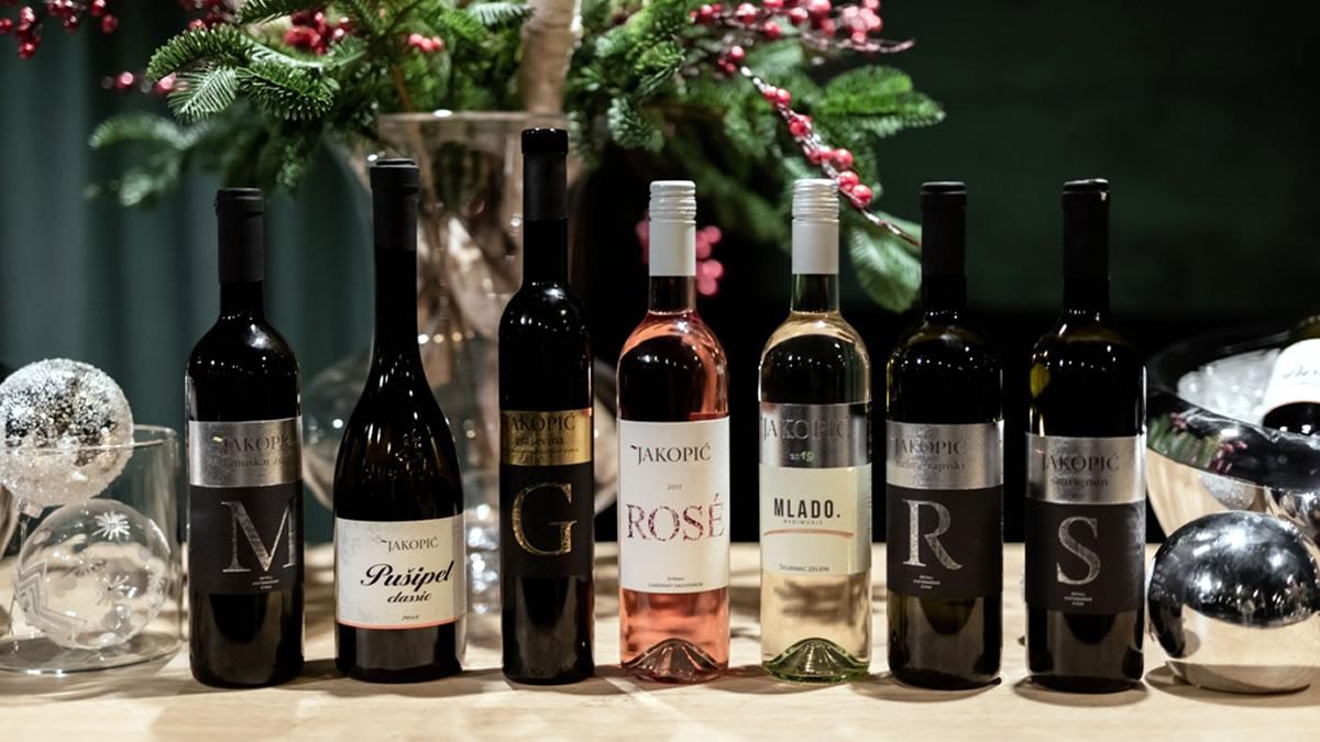 vina vinarije jakopić 2019