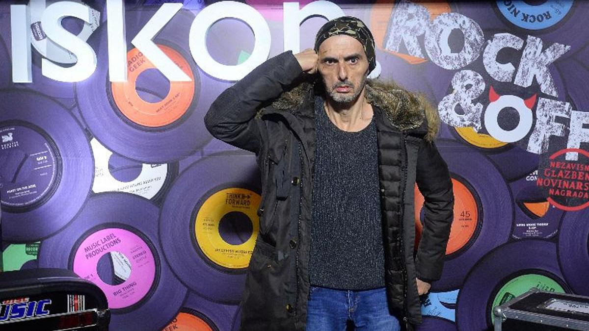 goran bare - nezavisna novinarska nagrada rock&off 2020