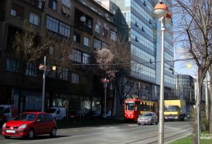 hoto toranj - savska cesta, zagreb - studeni 2012.