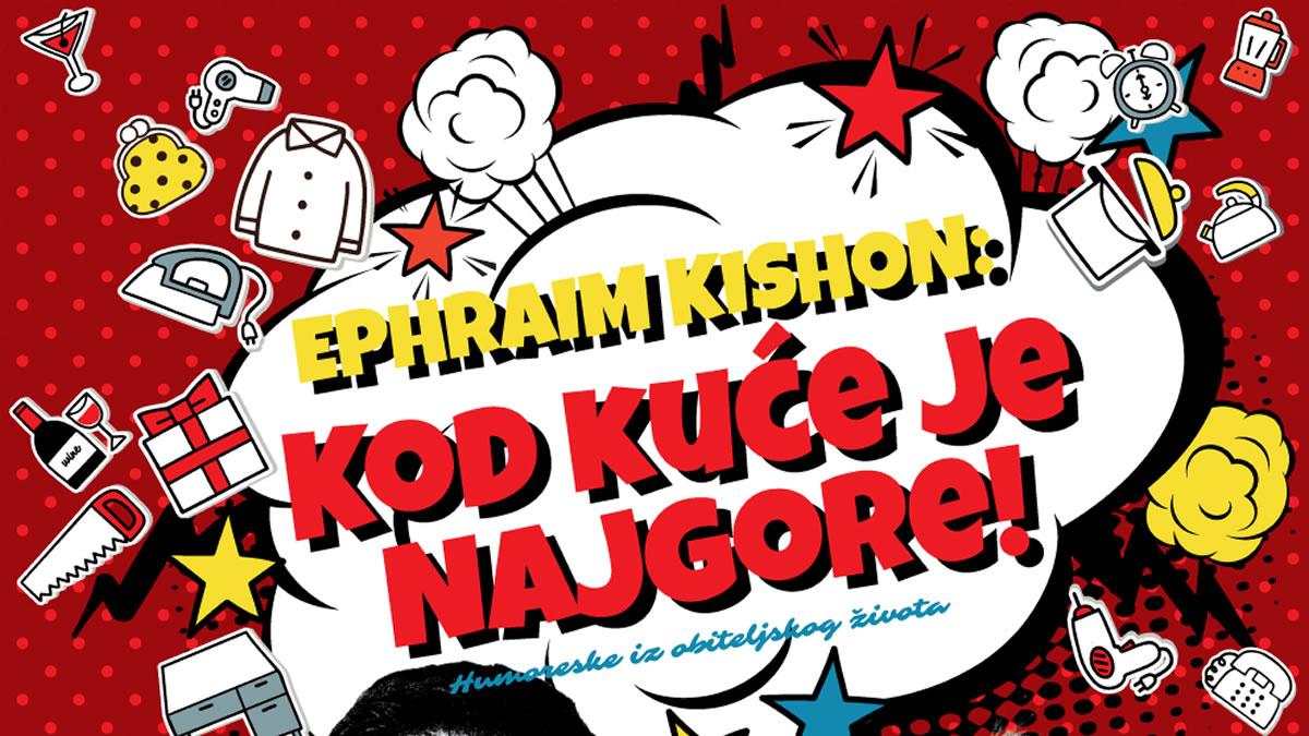 """predstava """"kod kuće je najgore"""" / ephraim kishon / kazalište knap 2020"""
