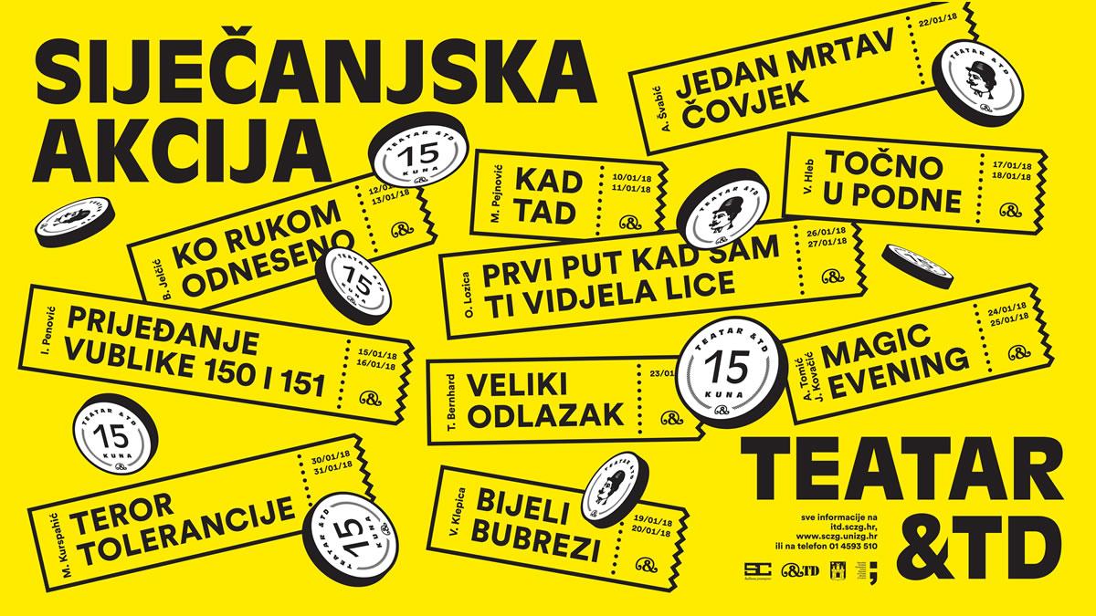 siječanjska akcija - teatar itd zagreb - 2018