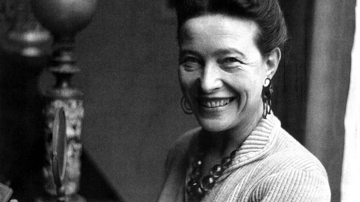 simone de beauvoir 2020
