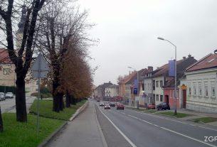 ulica dr. franje tuđmana, jastrebarsko / studeni 2013.