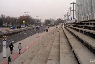ulica vice vukova, lanište, zagreb / prosinac 2015.