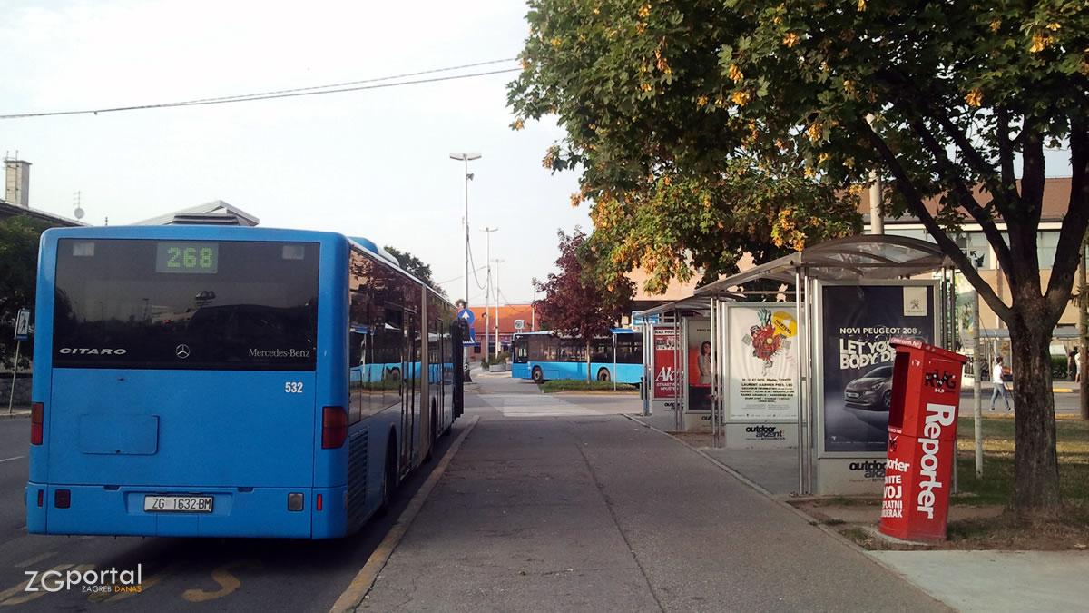 velika gorica autobusni kolodvor / srpanj 2012.