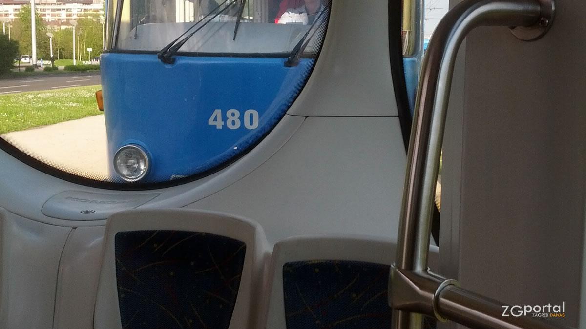 zet tramvaj / travanj 2014.