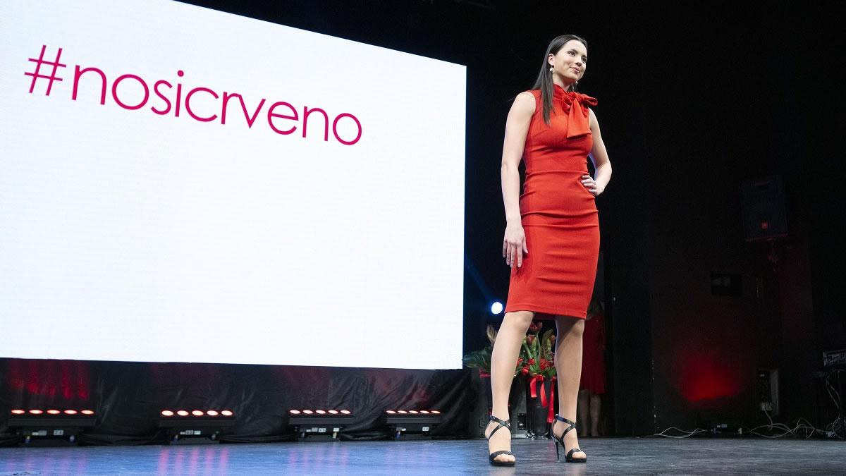 dan crvenih haljina 2020 - kd lisinski