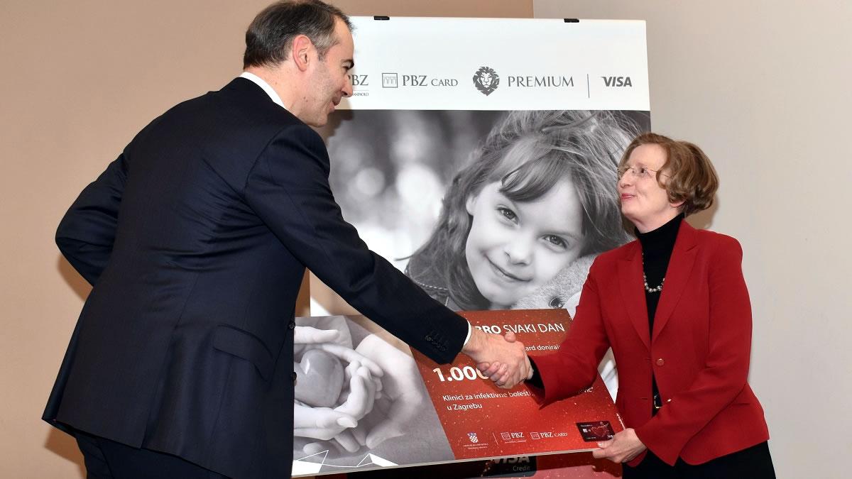 alemka markotić i dinko lucić - donacija klinici za infektivne bolesti dr. fran mihaljević - 2020