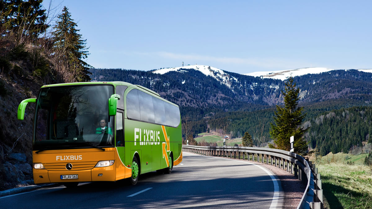 flixbus sustainable mobility 2020