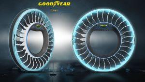 goodyear aero 2020 - konceptna guma za autonomna leteća vozila