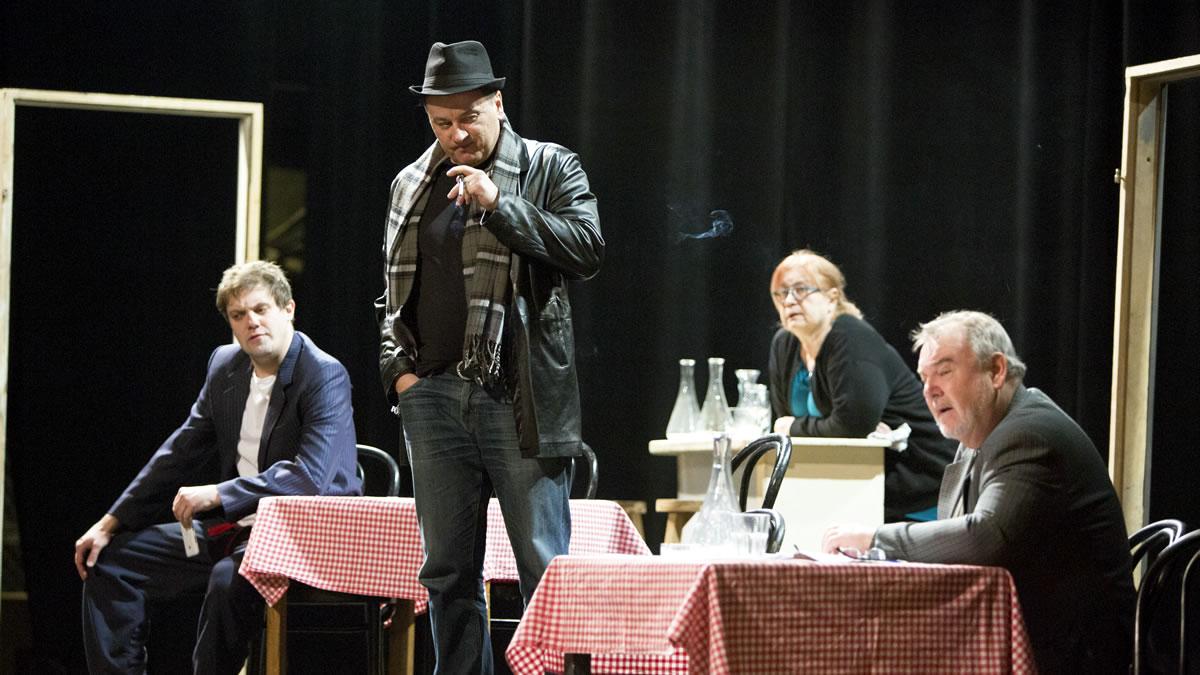 gruntovčani - satiričko kazalište kerempuh - 2020