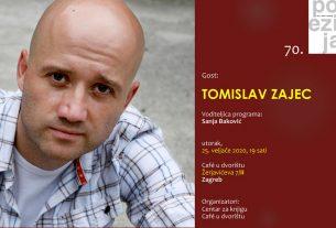 poezija u dvorištu - tomislav zajec - 2020