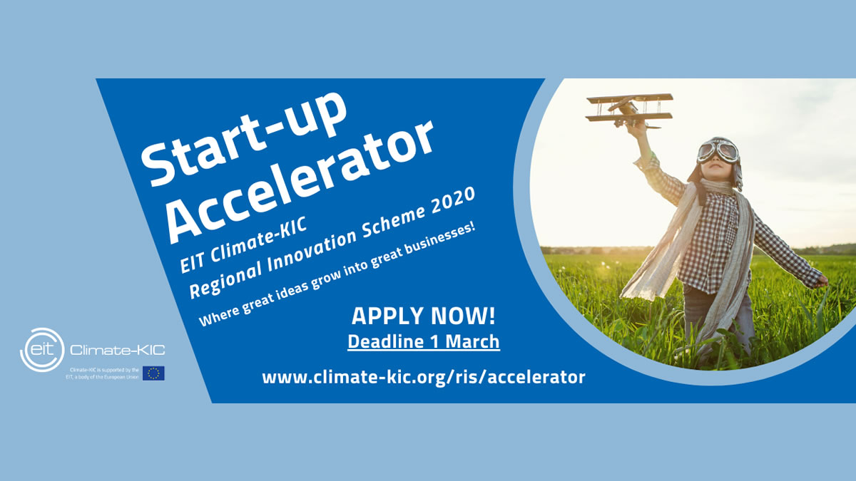 start up accelerator - ris 2020