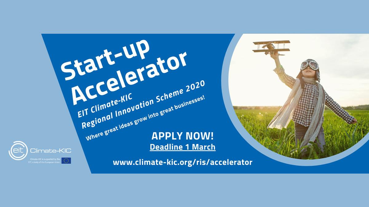 start up accelerator - ris 2020