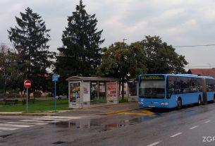 terminal velika gorica / autobus linije 268 / listopad 2015.