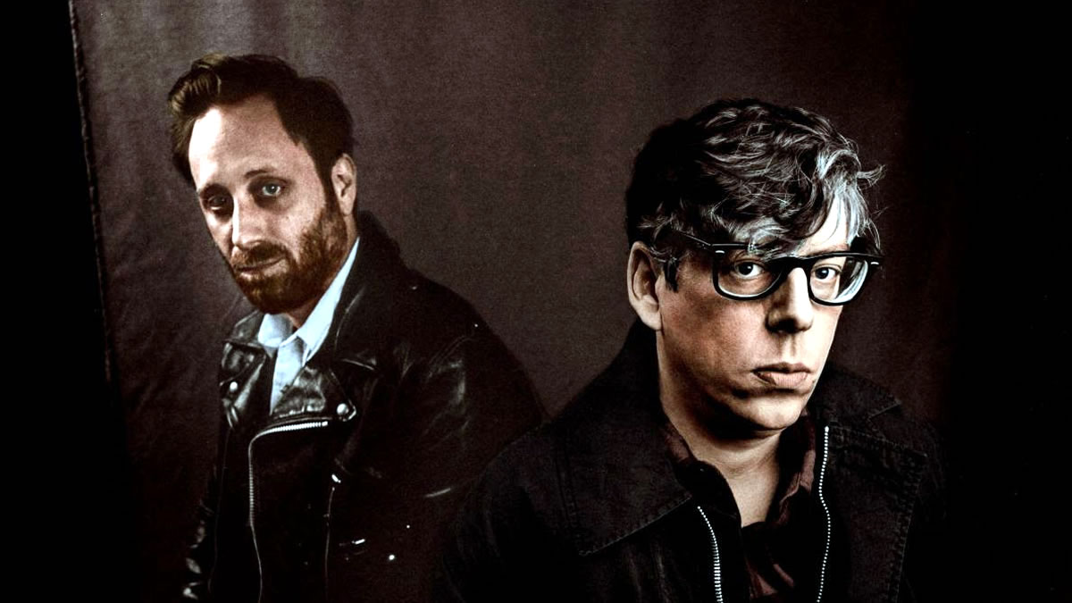 the black keys - dan auerbach i patrick carney - 2020