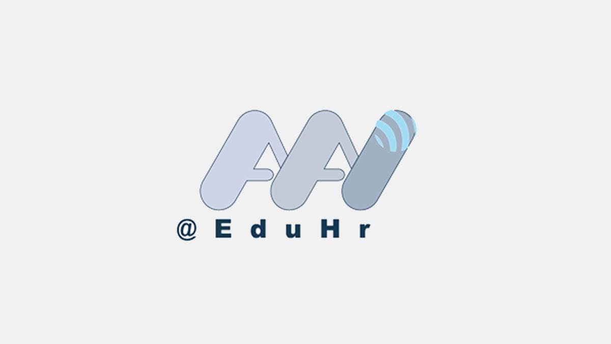 AAI@EduHr - logo 2020
